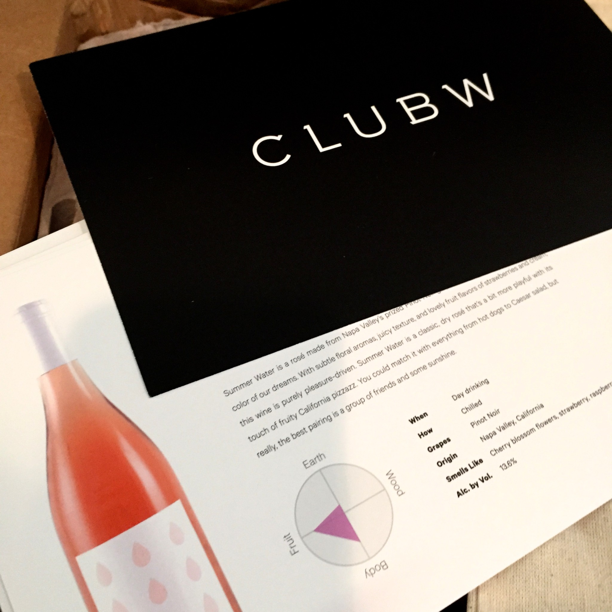 Club W Wine Club Review