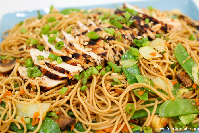 Almost Chicken Lo Mein Recipe 1