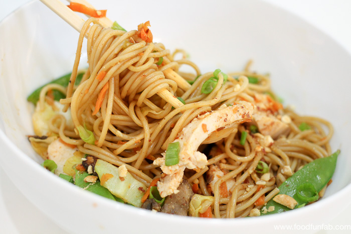Almost Chicken Lo Mein Recipe 2