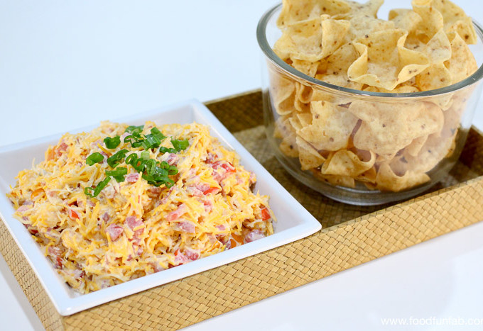 Summer Cheese Dip